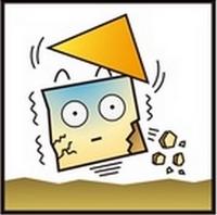 Schäden durch Erdbeben sollten auch abgesichert werden.