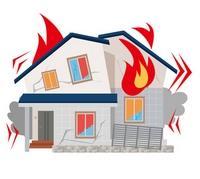 Es gibt eine Vielzahl von Risiken, die durch eine gute Gebäudeversicherung versichert werden können.