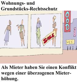 Wohnungs-Rechtsschutz