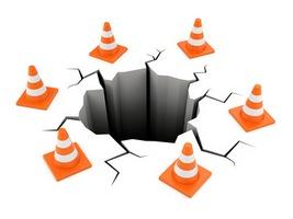 Unfälle auf dem Arbeitsweg